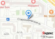 Компания «Градакс» на карте