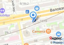 Компания «Ремонт окон Серпуховская» на карте