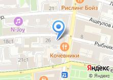 Компания «Olpi.ru» на карте