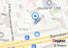Компания «Салон красоты Анвар Очилов /Anvar Ochilov» на карте