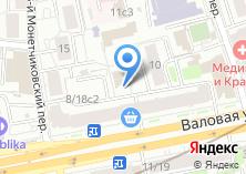 Компания «Avanta» на карте