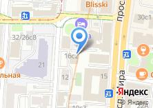 Компания «Мировые судьи Мещанского района» на карте