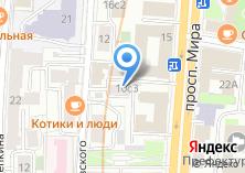 Компания «Полиграфмонтаж-ХГС» на карте