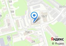 Компания «Интра-Софт» на карте