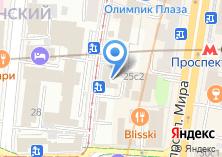Компания «Российская Миграционная Трудовая Биржа» на карте