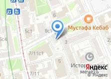 Компания «Декотек Инжиниринг» на карте