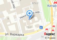 Компания «Транспортное управление» на карте