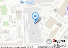 Компания «Есенинский бульвар» на карте