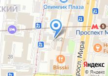 Компания «Коллегия адвокатов» на карте