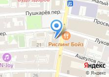 Компания «Отделение по делам несовершеннолетних Отдела МВД России по району Мещанский» на карте