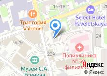 Компания «ГИПРОВУЗ-4» на карте