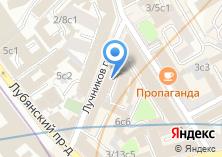 Компания «Независимая психиатрическая ассоциация России» на карте