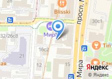 Компания «OYK Media» на карте