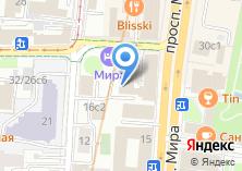 Компания «Цифровые системы» на карте