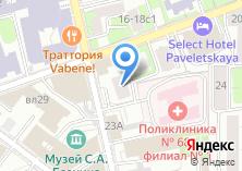 Компания «Дача Онлайн» на карте