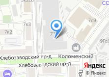 Компания «Е-артель» на карте