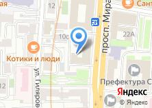 Компания «WoooW» на карте
