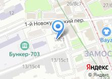 Компания «Храм Спаса Преображения на Болвановке» на карте