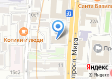 Компания «Хорошее начало» на карте