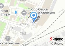 Компания «Аргон-ГБ» на карте