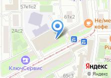 Компания «СмартКард-Сервис» на карте