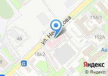 Компания «Тульская межобластная ветеринарная лаборатория» на карте