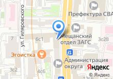 Компания «Ortobox.ru» на карте