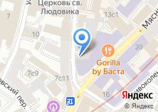 Компания «МПБ» на карте