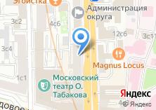 Компания «Сухарева башня» на карте