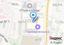 Компания «Медтехника-5» на карте