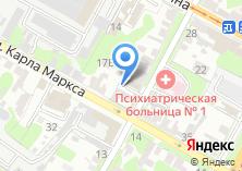 Компания «Аркомастер» на карте