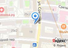 Компания «Московская средняя специальная музыкальная школа (колледж) им. Гнесиных» на карте