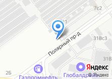 Компания «Компания по производству кованых вешалок» на карте