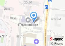 Компания «Siemens» на карте