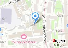 Компания «IST» на карте