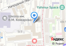 Компания «ГлавРусСтрой-Инвест» на карте
