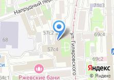 Компания «Альма-Мет» на карте