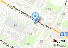 Компания «Клик-Авто» на карте
