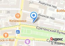 Компания «Салон красоты Анны Бекасовой» на карте
