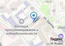 Компания «РОСА-1» на карте