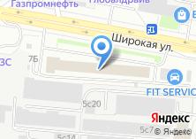 Компания «Вэлис-М» на карте