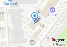 Компания «ООО «Ф-Лаб»» на карте