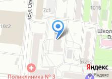 Компания «Открытый Мир» на карте
