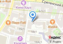 Компания «Социон» на карте