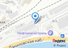 Компания «Торгинвест» на карте