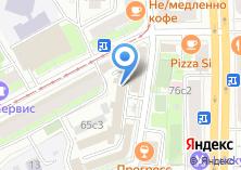 Компания «Рукошвейка» на карте