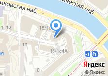 Компания «Храм Архангела Михаила в Овчинниках» на карте