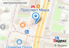 Компания «ЕвроМед» на карте