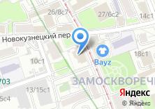 Компания «МосПрайд» на карте