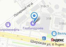 Компания «baydarki.net» на карте